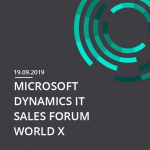Microsoft Dynamics Sales Forum Berlin